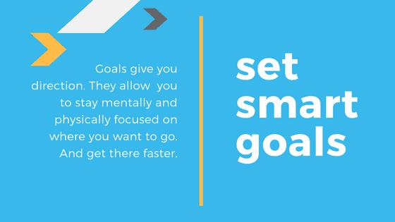 Study Tips for Distinction: Set Smart Goals